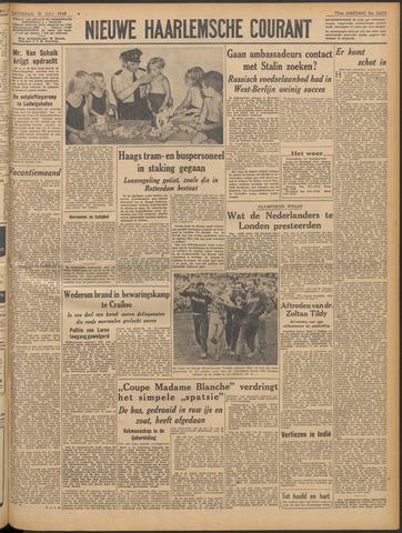 Nieuwe Haarlemsche Courant 1948-07-31