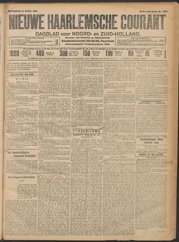 Nieuwe Haarlemsche Courant 1912-04-13