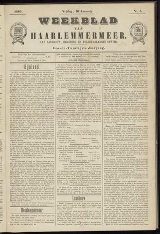 Weekblad van Haarlemmermeer 1880-01-16