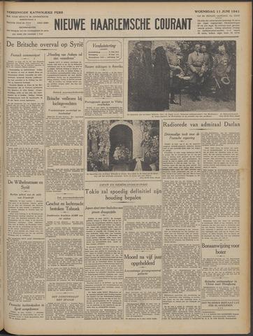 Nieuwe Haarlemsche Courant 1941-06-11