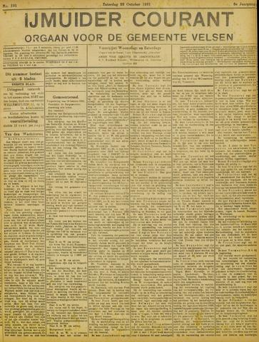 IJmuider Courant 1921-10-22