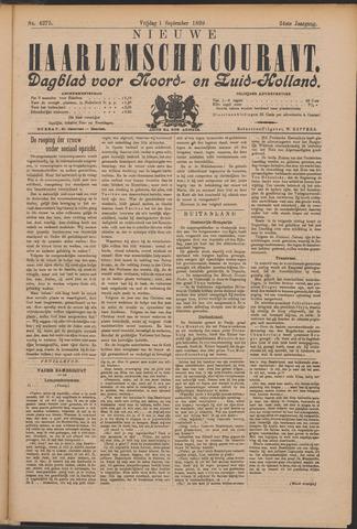 Nieuwe Haarlemsche Courant 1899-09-01