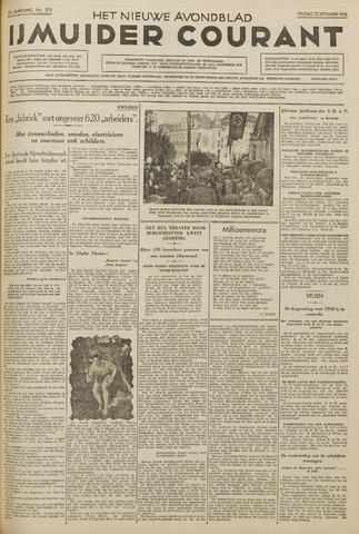 IJmuider Courant 1938-09-23