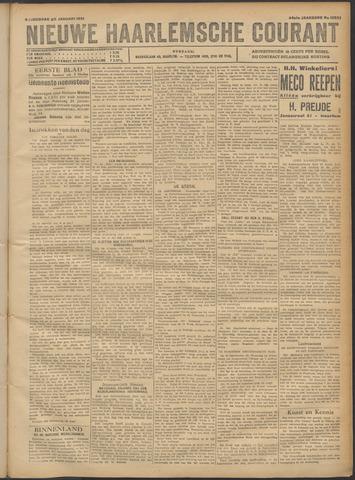 Nieuwe Haarlemsche Courant 1921-01-20