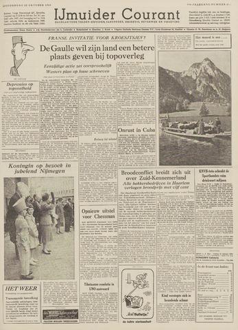 IJmuider Courant 1959-10-22