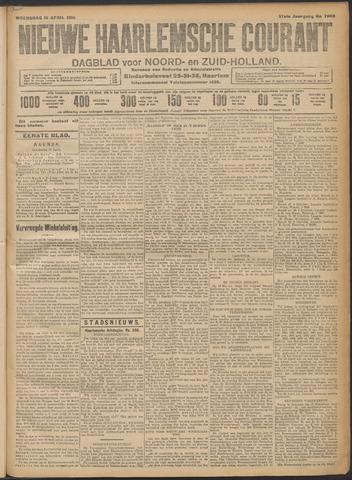 Nieuwe Haarlemsche Courant 1912-04-10