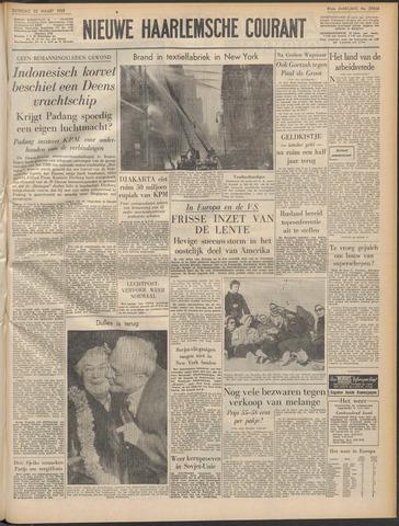 Nieuwe Haarlemsche Courant 1958-03-22