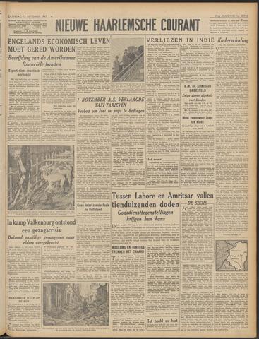 Nieuwe Haarlemsche Courant 1947-09-13