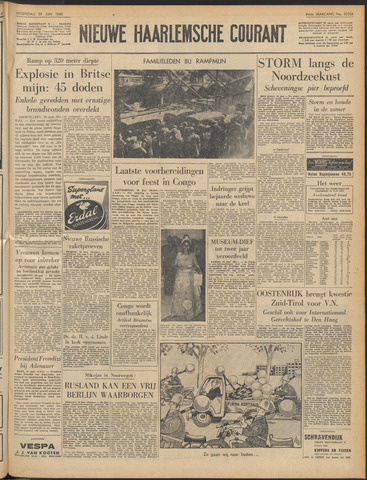 Nieuwe Haarlemsche Courant 1960-06-29