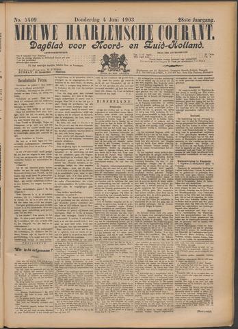 Nieuwe Haarlemsche Courant 1903-06-04