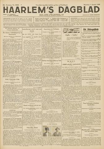 Haarlem's Dagblad 1935-01-07