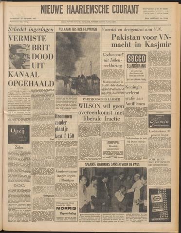 Nieuwe Haarlemsche Courant 1965-09-29