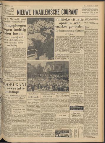 Nieuwe Haarlemsche Courant 1956-08-14