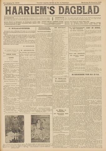 Haarlem's Dagblad 1926-11-25