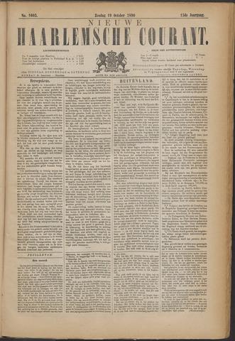 Nieuwe Haarlemsche Courant 1890-10-19
