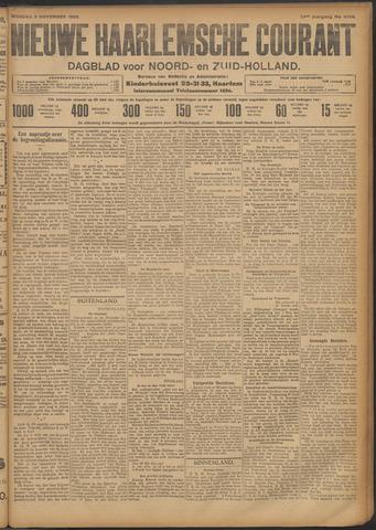 Nieuwe Haarlemsche Courant 1908-11-03