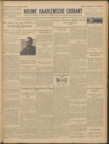 Nieuwe Haarlemsche Courant 1940-11-29