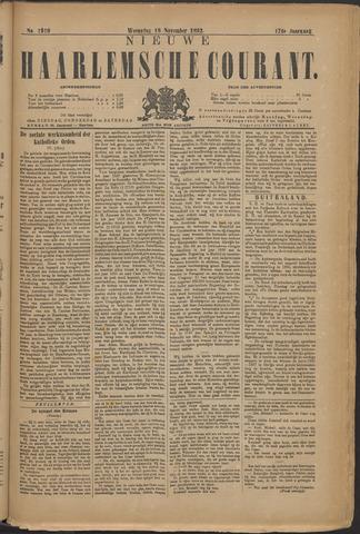 Nieuwe Haarlemsche Courant 1892-11-16