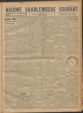 Nieuwe Haarlemsche Courant 1922-01-16