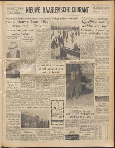 Nieuwe Haarlemsche Courant 1961-01-19
