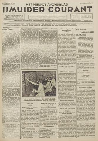 IJmuider Courant 1938-08-06