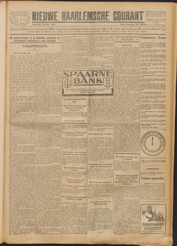 Nieuwe Haarlemsche Courant 1927-11-19