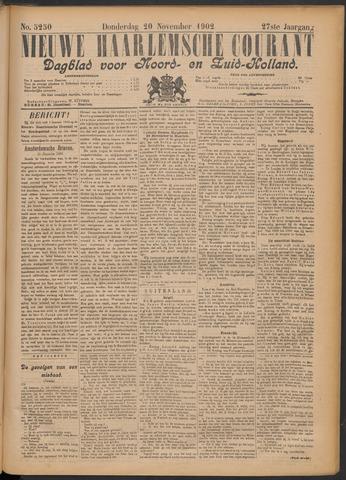 Nieuwe Haarlemsche Courant 1902-11-20