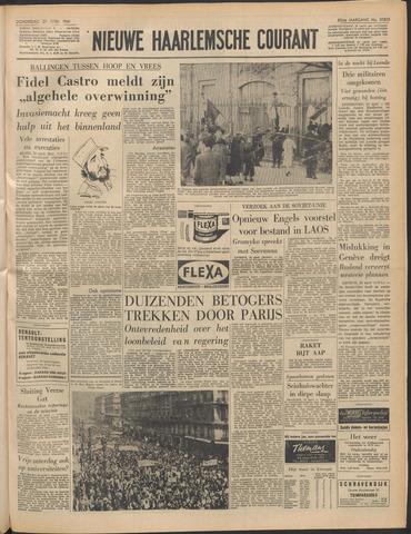 Nieuwe Haarlemsche Courant 1961-04-20