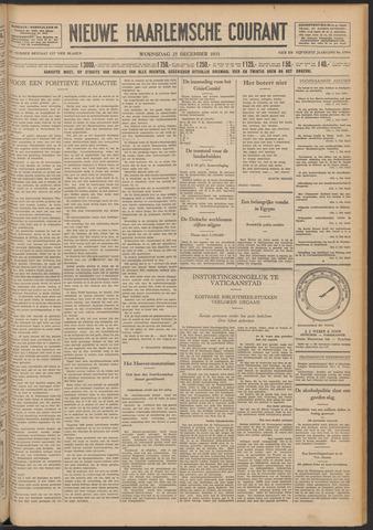 Nieuwe Haarlemsche Courant 1931-12-23