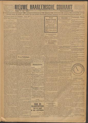 Nieuwe Haarlemsche Courant 1927-07-01