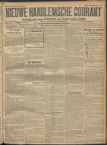 Nieuwe Haarlemsche Courant 1915-02-08
