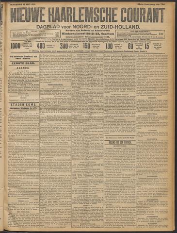Nieuwe Haarlemsche Courant 1911-05-15