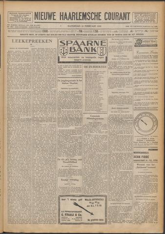 Nieuwe Haarlemsche Courant 1930-02-22