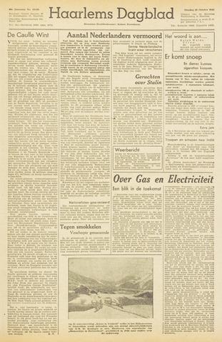 Haarlem's Dagblad 1945-10-23