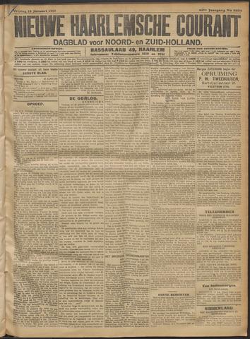 Nieuwe Haarlemsche Courant 1917-01-12