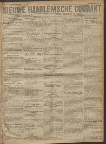 Nieuwe Haarlemsche Courant 1918-11-19