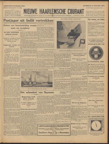 Nieuwe Haarlemsche Courant 1934-01-06