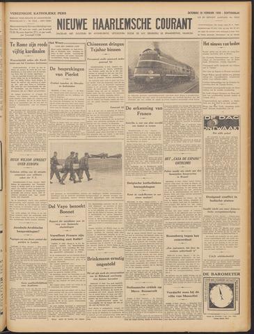 Nieuwe Haarlemsche Courant 1939-02-18