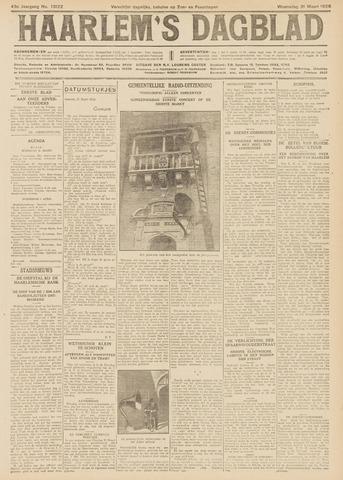 Haarlem's Dagblad 1926-03-31