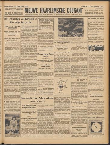Nieuwe Haarlemsche Courant 1935-12-17