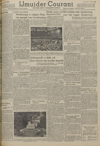 IJmuider Courant 1948-07-17