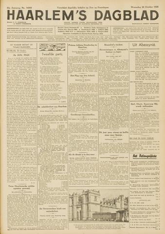 Haarlem's Dagblad 1935-10-30
