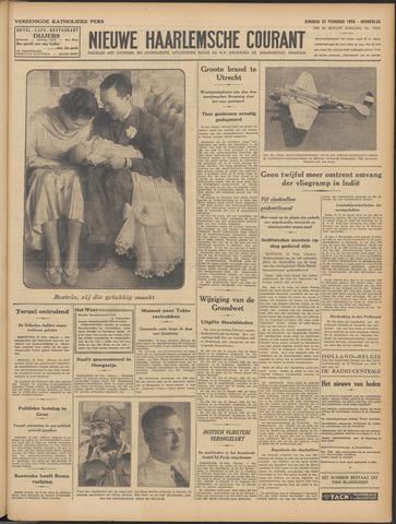 Nieuwe Haarlemsche Courant 1938-02-22