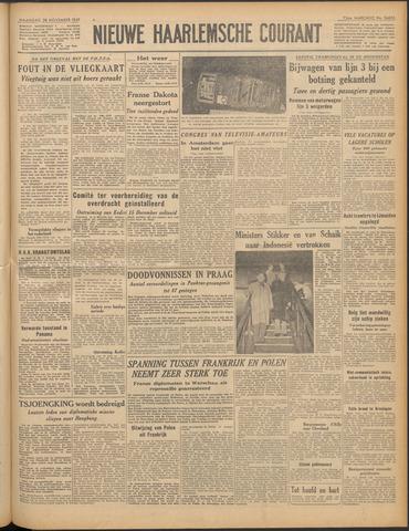 Nieuwe Haarlemsche Courant 1949-11-28