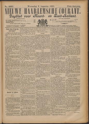 Nieuwe Haarlemsche Courant 1905-08-02