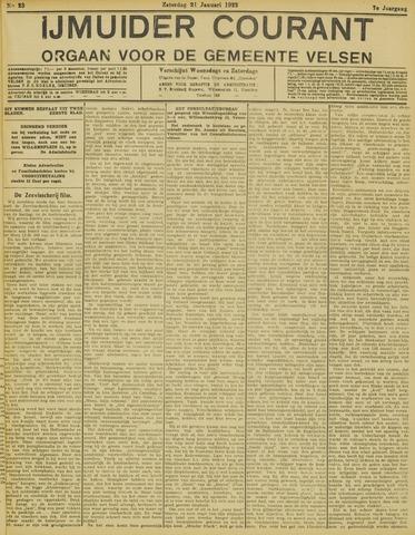 IJmuider Courant 1922-01-21