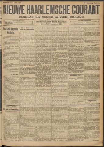 Nieuwe Haarlemsche Courant 1908-04-09