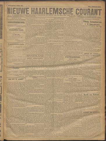 Nieuwe Haarlemsche Courant 1919-04-03