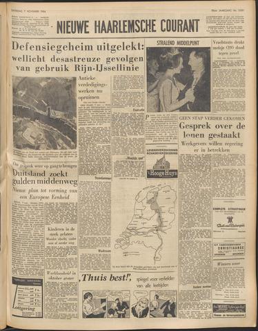 Nieuwe Haarlemsche Courant 1964-11-07