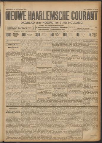 Nieuwe Haarlemsche Courant 1908-11-25